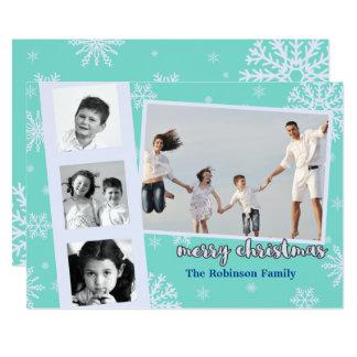 Polaroid Photo Frame Custom Christmas Card 13 Cm X 18 Cm Invitation Card