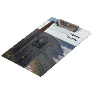 Poldark Country Photo Cornwall England Clipboard