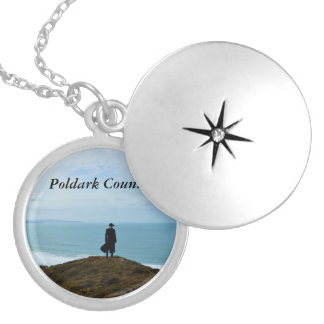 Poldark Country Photo Cornwall England Locket Necklace