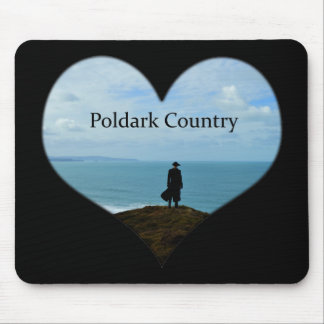 Poldark Country Photo Cornwall England Mouse Mat