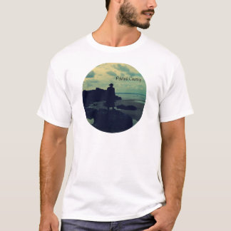 Poldark Country Photo Cornwall England T-Shirt