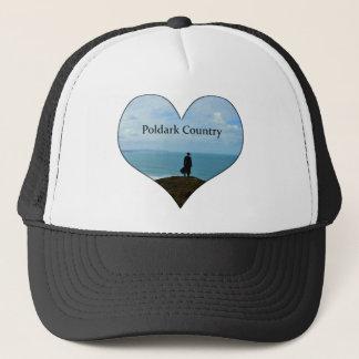Poldark Country Photo Cornwall England Trucker Hat