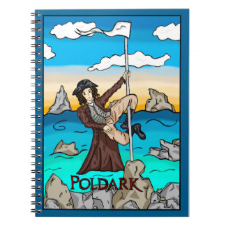 POLDARK POLE, Notebook