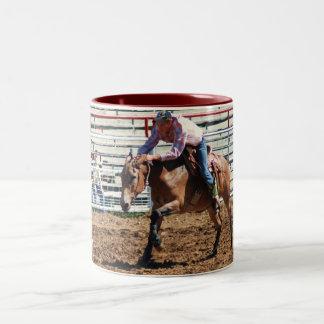 pole bending class mug