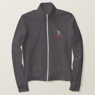 Pole Vault Embroidered Jacket