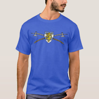 Poleaxes and Shield T-Shirt