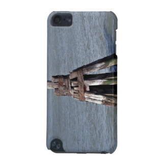 Poles standing in water iPod touch (5th generation) case