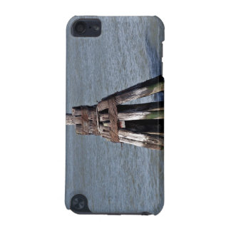 Poles standing in water iPod touch 5G case