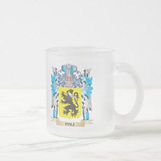 Poli Coat of Arms - Family Crest Mugs