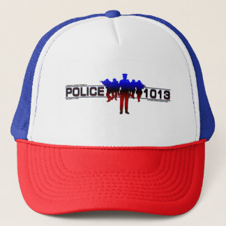 Police 1013 hat 1