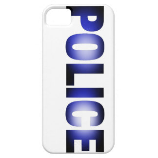 Police 3 iPhone 5 cover