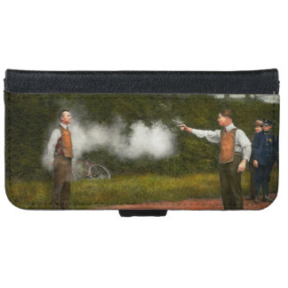 Police - A real dummy 1923 iPhone 6 Wallet Case