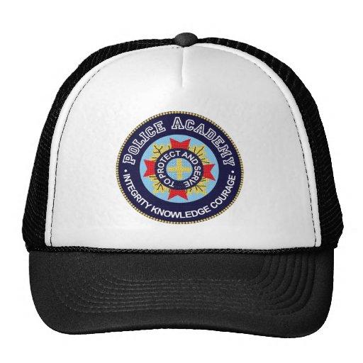Police Academy Trucker Hats