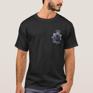 Police Badge - HF T-Shirt