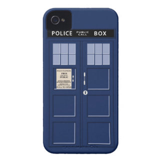 Police Box  iphone 4/4s case