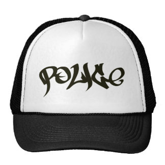 POLICE Cap Hat