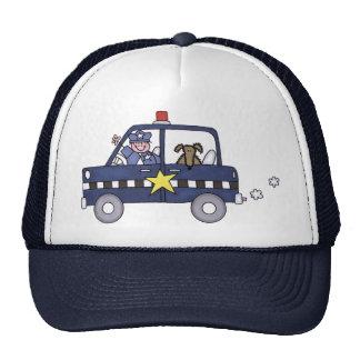 Police Car Cap