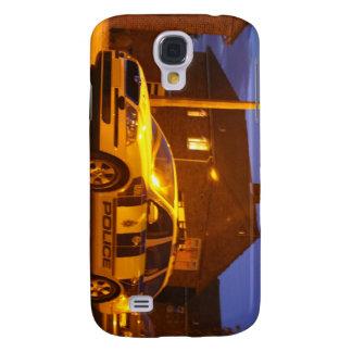 police car galaxy s4 case
