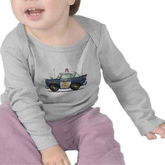 Police Car Law Enforcement T Shirt
