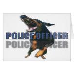 POLICE CARDS