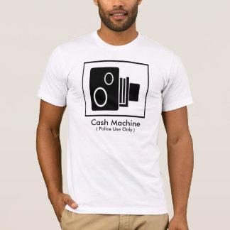 Police Cash Machine T-Shirt