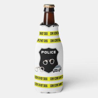 Police Crime Scene Bottle Cooler