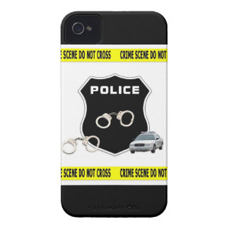 Police Crime Scene iPhone 4 Cover