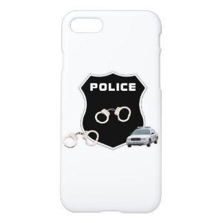 Police Crime Scene iPhone 7 Case