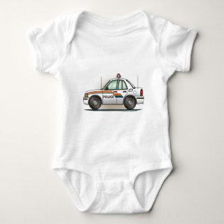 Police Cruiser Car Cop Car Infant T-Shirt