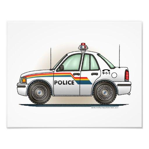 Police Cruiser Car Cop Car Photo