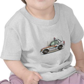 Police Cruiser Car Cop Car Shirt