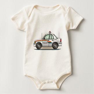 Police Cruiser Car Cop Car Creeper