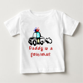 Police Cruiser Daddy Policeman Tshirts and Gifts