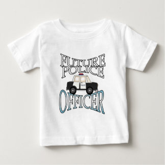 Police Cruiser Future Police Officer Tshirt