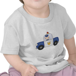Police Cruiser T-shirts and Gifts