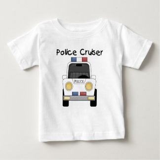 Police Cruiser Tshirts and Gifts