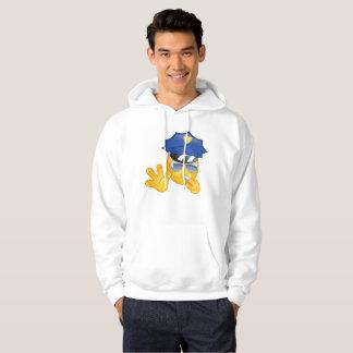 police emoji mens hoodie hooded sweatshirt hoody