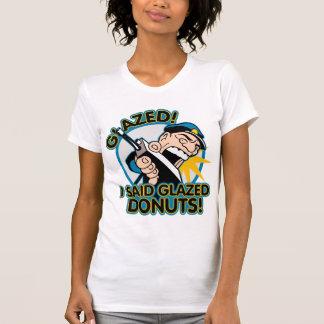 Police Glazed Donuts Tee Shirt