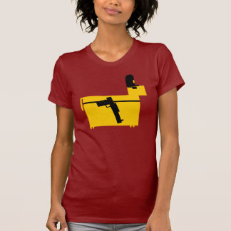 police horse T-Shirt