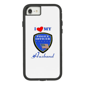 Police Husband Love Case-Mate Tough Extreme iPhone 8/7 Case