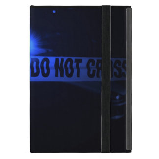 POlice IPAD cover