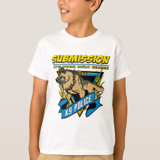 Police K9 Submission T-Shirt