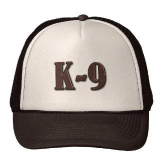 Police K9 - Thin Blue Line Mesh Hat