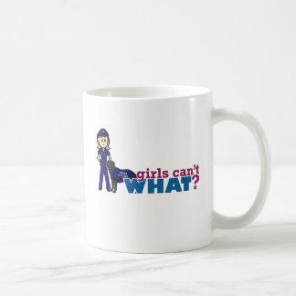 Police K-9 Officer Basic White Mug