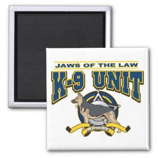 Police K-9 Unit Magnet