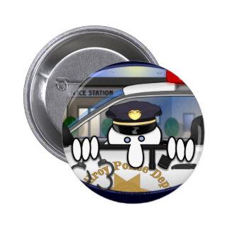 Police Kilroy Button