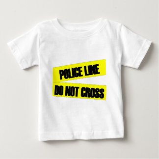 Police Line Do Not Cross Shirts