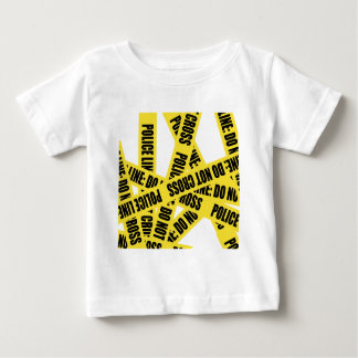 Police Line Tangle Baby T-Shirt