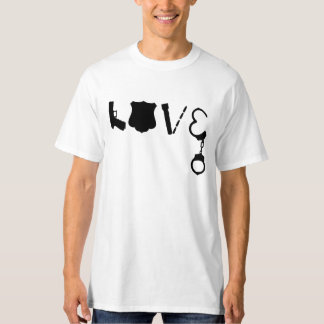 Police- LOVE T-Shirt