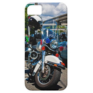 Police Motorcycle iPhone 5 case